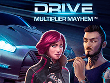 Drive: Multiplier Mayhem — играть онлайн